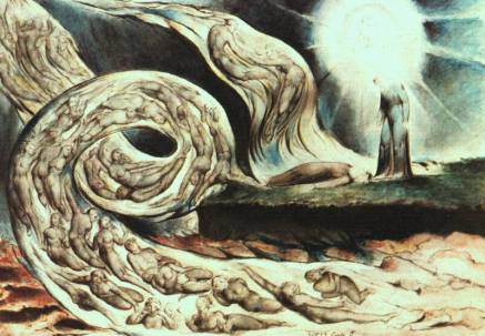 """""""Lovers"""" by William Blake"""